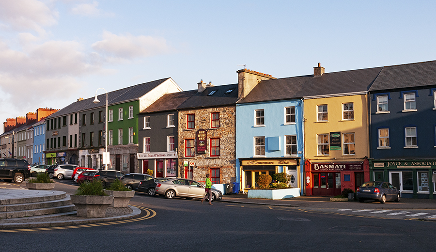 Clifden Men - Clifden Boys - Clifden Guys (Ireland)